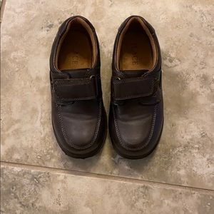 Boys Brown Loafers